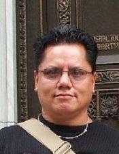 Padre Ramiro Chan, CS Mexicano, trabaja en Purépero México