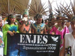El entusiasmo presente en los jóvenes y sus culturas.