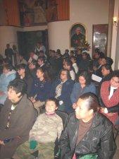 muchos fieles comprometidos con nuestra misión