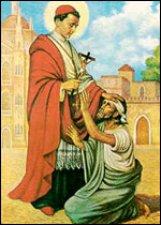 San Carlos patrono de los Misioneros Scalabrinianos