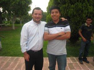 Los de Oaxaca....