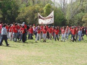 Fiesta Juvenil Diocesana en Mendoza, Argentina