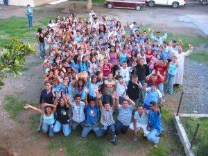 Grupo Juvenil y de Adolescentes de la Parroquia del Espíritu Santo en Ocotlán, Jal.
