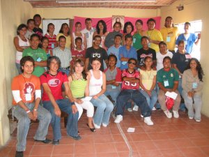 Grupo Juvenil de la Parroquia de San Francisco de Asís, Col. Las Pintitas, El Salto, Jal.