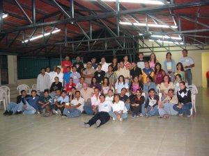 Grupo Juvenil de la Parroquia de Nuestra Señora de Guadalupe, Col. Lomas del Camichín, Tonalá, Jal.