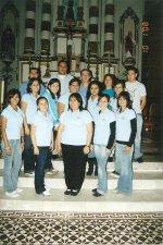 Grupo Juvenil de la Parroquia de San Francisco de Asís, Cuitzeo, Jal.