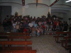 Grupo Adolescentes - Parroquia de San José Artesano, Col. Artesanos, Tlaquepaque, Jal.