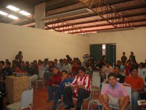 Pascua de Adolescentes en la Parroquia del PADRE ETERNO, Col. El Sauz, Tlaquepaque, Jal.