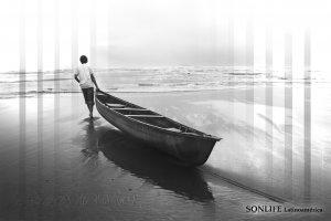 Alguien dejó su barca para seguirme ... ¿y tú?...