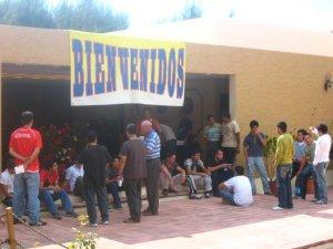 Iniciamos el preseminario 2009...