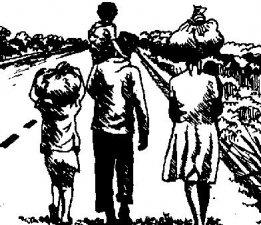El camino del Migrante es tambien nuestro camino, su pan es nuestro pan y el sudor de su frente  es nuestro sudor bañado con el trabajo digno: caminar junto al Migrante es caminar con Cristo.