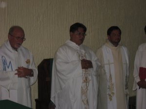 Nuestra santa misa que alimentanuestras vidas...<br />