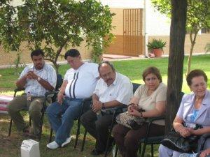 Panel y entrevistas a algunos papás de seminaristas y sacerdotes...