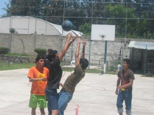 El deporte es salud............