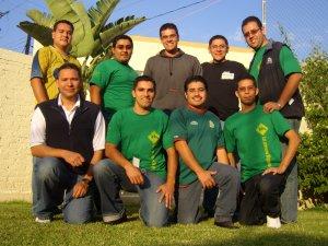 Desde el Noviciado Scalabrini de Purépero, Michoacán 9 jóvenes para el mundo de las migraciones.