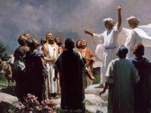 """""""Vayan por todo el mundo, prediquen mi Evangelio a toda creatura..."""""""