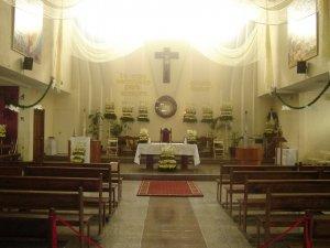 Por eso, nos congregamos  en la Parroquia  de la Virgen de la Medalla Milagrosa.