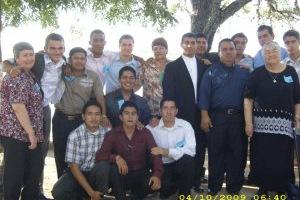 Ordenación Sacerdotal de P. Juan Luis, cs