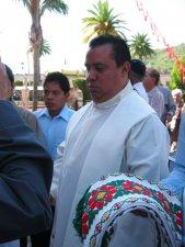 P. Esbin rector del Seminario de Guadalajara