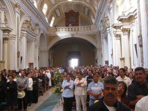 El Templo Parroquial de Cotija...