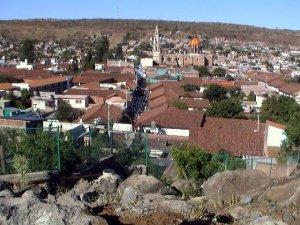 Eso pasó en una ciudad de Michoacán, COTIJA...