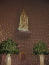 ... de Nuestra Señora del Santo Rosario de Fátima en Los Mochis, Sinaloa.