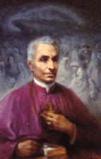 bajo la mirada atenta del Padre de los Migrantes Juan Bautista Scalabrini