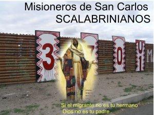 Cristo Migrante ha confirmado la llamada que Luis Andrés sintió