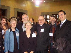 Mención honorifica recibio el  reverendo Robin Hoover, de Humane Borders, por su labor en la protección de los mexicanos y de todas las personas que cruzan por la frontera en el Desierto de Arizona.