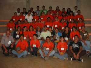 Jóvenes de la Parroquia de San Pedrito, Tlaquepaque, Jal.