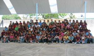 Jóvenes de la Parroquia de San Juan Bosco, Guadalajara, Jal.
