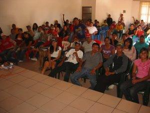 Jóvenes de Pascua Juvenil de San Juan Evagelista, Mpio. de Tlajomulco, Jal.