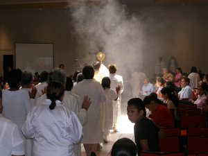 El Señor paso entre nosotros sanandonos y llamandonos a su servicio