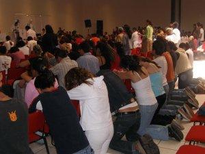La necesidad que tenemos de Dios fue nuestra máxima experiencia en este pre-enjes