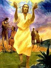 Con la fuerza del Espíritu de Dios...
