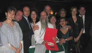 Amigos y compañeros de P. Flor nos dimos cita para festejar este grande reconocimiento a nuestro querido amigo y pastor P. Flor Maria