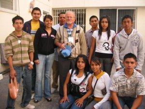 Jóvenes de la Parroquia de San Antonio de Padua, Tlajomulco, Jal.