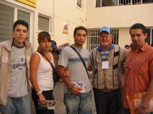 Jóvenes de la Parroquia de San Lucas, Guadalajara, Jal.