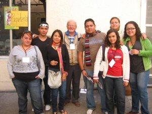 Jóvenes de la Parroquia de Santa Rosa de Lima, Zapopan, Jal.