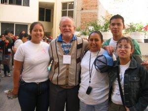 Jóvenes de la Parroquia de San José Artesano, Col. Artesanos, Tlaquepaque, Jal.