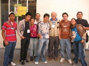 Jóvenes de la Parroquia de Santiago Apóstol. Col. Arroyo Hondo, Zapopan, Jal.