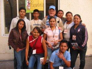 Jóvenes de la Parroquia de San Juan Ocotán, Zapopan, Jal.