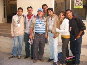 Jóvenes de la Casi-Parroquia de San José, Ameca, Jal.