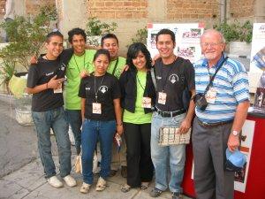 Jóvenes de la Parroquia del Sagrado Corazón, Col. Bosques de Tonalá, Tonalá, Jal.