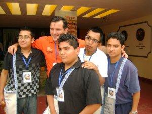 Los hijos de Veracruz se hacen presentes en el Preseminario 2010