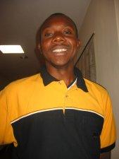 """Seminarista Tamar de Haití: """"¡Jóvenes, Jesús los llama! Sean capaces de escuchar su voz""""."""