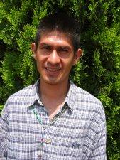 """Gerónimo (¡sic!) de Tuxpan, Jal.: """"¡Hey, joven! sí tú... no olvides que estás en mi corazón. Bienaventurado cuando escuchas mi voz. Bienaventurado cuando abras tu corazón""""."""