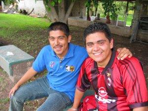Los Hermanos Toscano Fonseca.