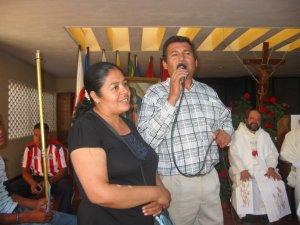 Matrimonio asesor de la Pastoral Vocacional