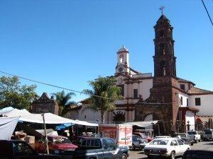 El Solemne Rito se llevó a cabo en Iglesia Parroquial de Purépero, Mich. pueblo en el que se ubica el Noviciado Scalabrini.